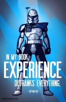 Rex: Experience by grantgoboom