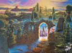 Garden Portal II by Tolkyes