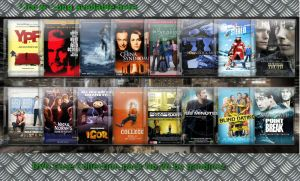 DVD Case v1 collection part 20 by gandiusz