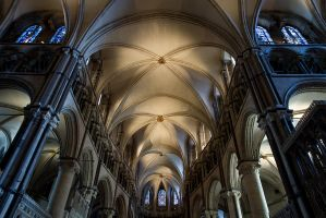 Canterbury Ceiling by parallel-pam