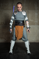 Starkiller cosplay by James--C