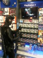 Splinter Cell Blacklist release in Micromania by GIGN5749