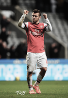 Jack Wilshere by Tautvis125