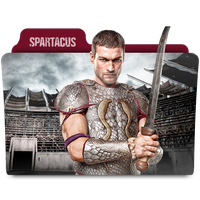 Spartacus: Blood and Sand - Mac folder by janosch500