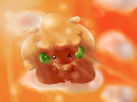 Whimsicott by Chaomaster1