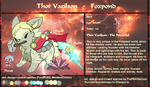 Thor Varilson reference by Shangry-Ia