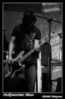 Itchyworms: Bass by tonyrom