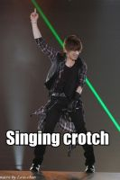The Amazing Singing Crotch by tegie-toki