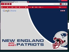 New England Patriots Theme by wPfil