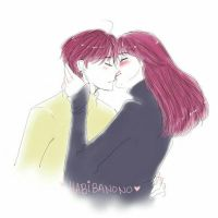 DARAGON PLUM COUPLE by habibanonomusume15