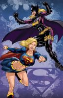 Worlds Finest Ladies! by BrianAtkins