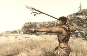 FO2: The Chosen One Poses by exeHL