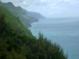 Napali Coast of Kauai by MogieG123
