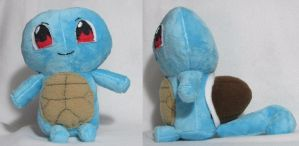 Squirtle Plush | For Sale by LeslysPlushes