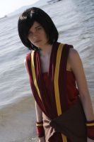 Toph Bei Fong by winged-maniac