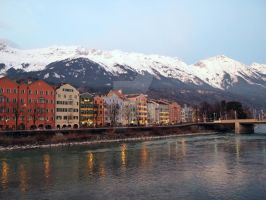 Innsbruck River Views by pduffill
