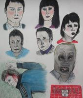 Torchwood Series One by marigrace