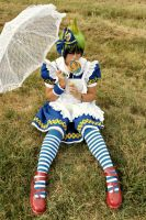 Amaimon in WONDERLAND WHAT. by JudaiCosplay