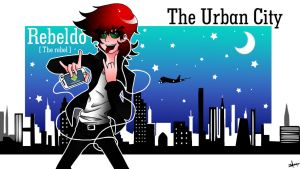 The Urban City: Rebeldo [The Rebel] by dreamstephanie