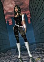 Donna Troy by juantastic