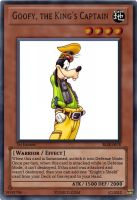 Goofy, the King's Captain by LightKeybladeMaster