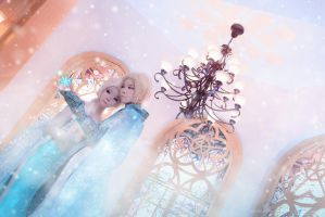 Frozen - Let it go by S-Ronnie