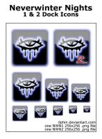 Neverwinter Nights Dock Icon by ilphin