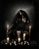 Witchcraft by Dracovinia