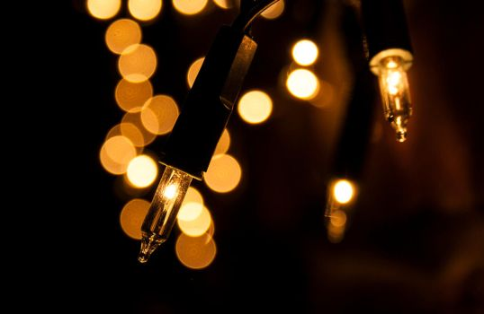 Fairy Lights by FU51ON