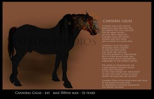 CANNIBAL GIGAS by NEFUR-STUDIOS