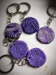 Tali Style key rings by Shaya-Fury