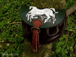 Rohirrim belt bag by Noir-Azur