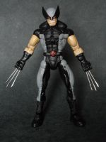 ML X-Force Wolverine by LuXuSik