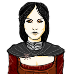 Serana by glue123