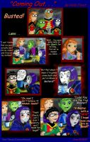Coming Out. . . by Just4TeenTitans