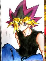 .: Belated Happy Birthday Yuugi-kun! :. by YuGiOh4Ever