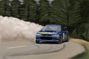Colin McRae by LindStyling