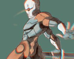 Grey Fox by lorenzolamass