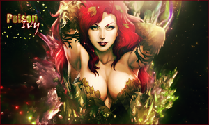 Poison Ivy by oOScarfaceOo