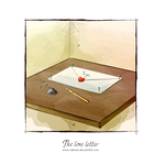 The Love Letter.. by NaBHaN
