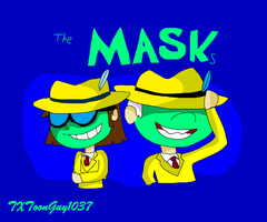The Loud House - The Masks by TXToonGuy1037