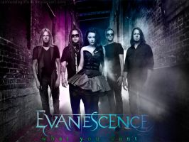 Evanescence What You Want by raimundogiffuni