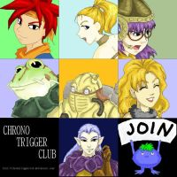 Chrono Trigger Collection by SirLadySketch