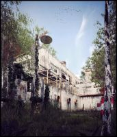 The Abandon FActory 1 by Romi3D