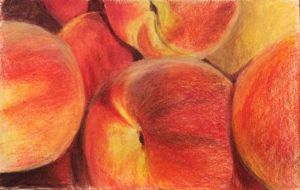 Peaches by and1221