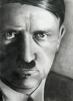 Adolf Hitler by supajutsu