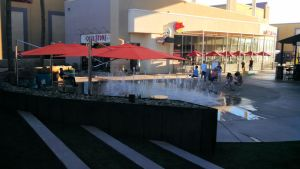 Chandler Fashion Center's new fountains by BigMac1212