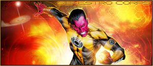 Sinestro Sig Two by CoKra