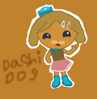 Dashi Dog by Cartoonfangirl4