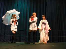 Vampire Knight Costumes by myfairygodmother